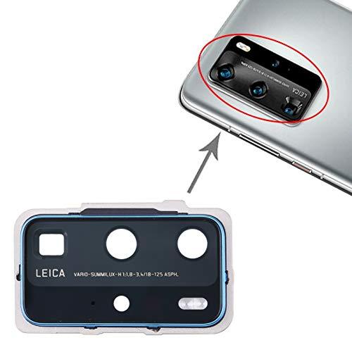 LASHEHIU LINSHAOHUIGALAX - Funda para lente de cámara Huawei P40 Pro (color: azul)