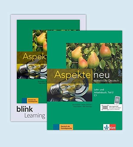 Aspekte neu C1 - Media-Bundle: Mittelstufe Deutsch. Lehr- und Arbeitsbuch mit Audios inklusive Lizenzcode für das Lehr- und Arbeitsbuch mit ... Teil 2 (Aspekte neu: Mittelstufe Deutsch)