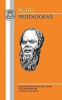 Protagoras (Greek Texts)