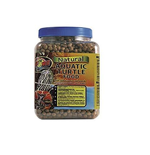 Zoo Med Alimento de tortuga acuática, fórmula de crecimiento, 212 g
