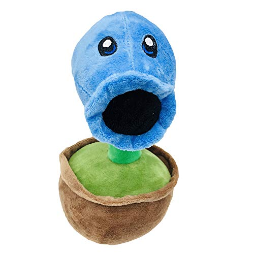 Ukgjhejjh Plants vs. Zombies Spielzeug Kreatives Spielzeug Kuscheltiere Plüschtiere Dekorationsspielzeug (Color : A02, Size : 20-23cm)