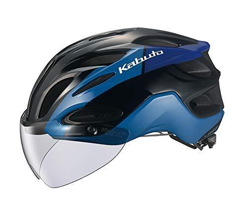 OGK KABUTO(オージーケーカブト) ヘルメット VITT (ヴィット) カラー:G-2 ブルー サイズ:L 頭囲:(59-60cm)