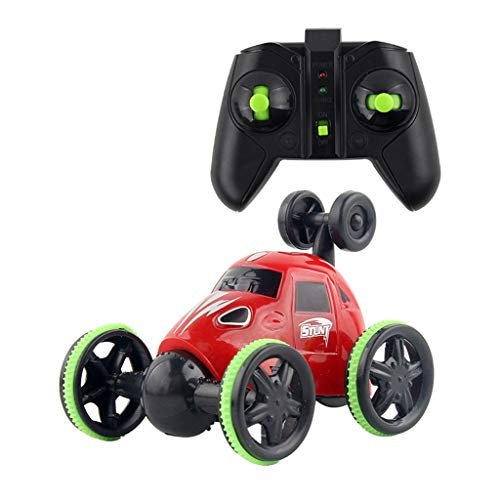 Yeefant Remote Control Car 360 Degree Rotating Tumbling Car Toy Gift for Kids RC Car Remote Control Stunt Car Monster Truck Rotating Tumbling High Speed Rock Crawler Vehicle Racing Vehicles for Kids