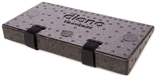 Diono Traverze Comfort Cushion, Additional Comfort for Diono Traverze Strollers, Black