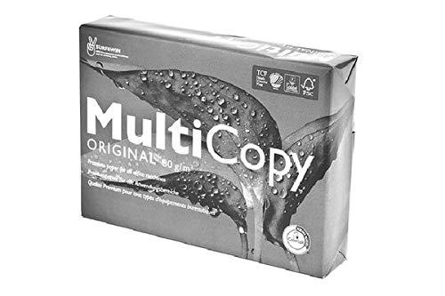 Papyrus 88020107 MultiCopy Papier - A3, 80 g/qm, 500 Blatt, weiß