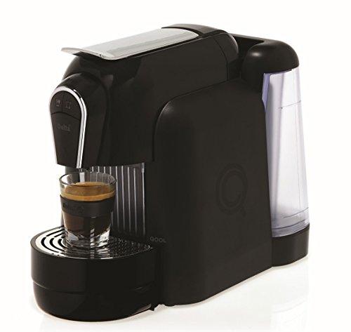 Cafeteira Delta Q Qool Automática Preta 127V