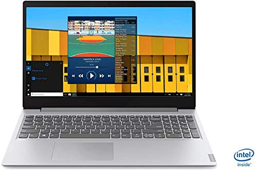 Lenovo S145-15AST - Ordenador portátil 15.6' FullHD (AMD A6-9225, 8GB RAM, 256GB SSD, AMD Radeon Graphics, sin sistema operativo) Gris- Teclado QWERTY español