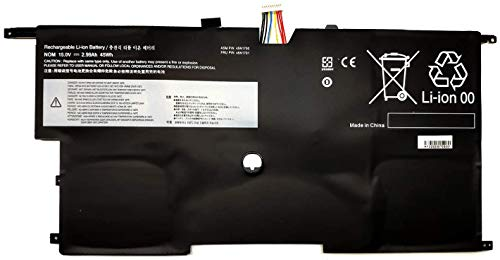 Binger New 45N1703 Replacement Battery Compatible with Lenovo ThinkPad New X1 Carbon 14 45N1701 45N1702 45N1703 4ICP5/58/73-2 T440P BI03XL(14.8V 45wh)