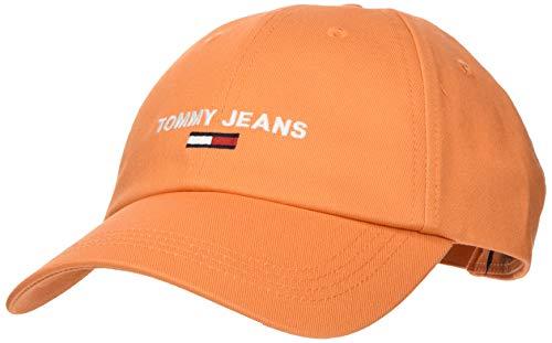 Tommy Hilfiger Tjw Sport Cap Gorro/Sombrero, Naranja, OS para Mujer