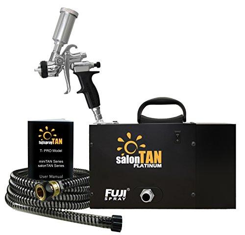 Fuji Spray 4150 salonTAN T-Pro Professional Spray Tan Machine Kit