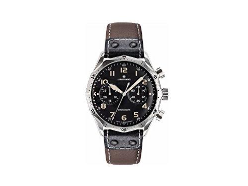 Junghans Meister Pilot Fliegeruhr Chronograph 027/3591.00