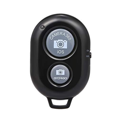 Docooler BT Remote Shutter BT3.0 zelfontspanner voor Android 4.2.2 & iOS 6.0 en nieuwe controller, zwart