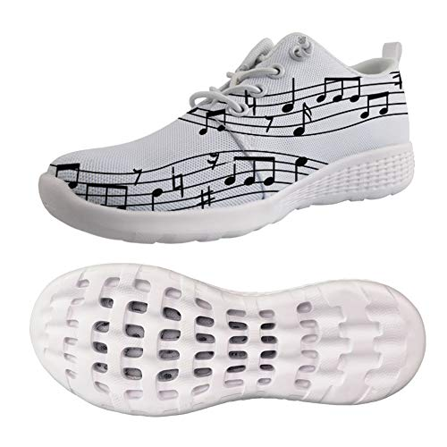 Top 10 best selling list for music note flat shoes