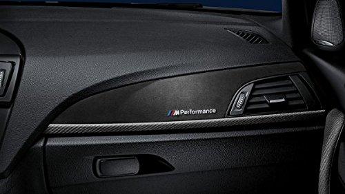 BMW Original M Performance Interieurleisten Carbon mit Alcantara 1er F21