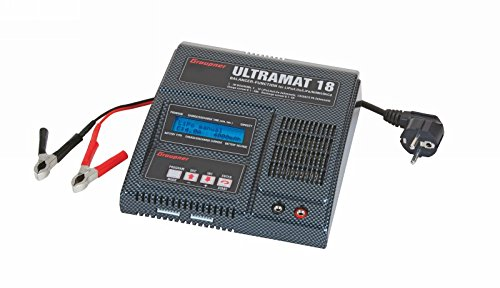 Graupner 6470 - Zubehör - Ultramat 18 Li, Pb, NiMH Ladegerät