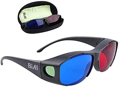 Top 10 Best 3d glasses for pc Reviews