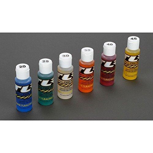 Shock Oil 6Pk, 20,25,30,35,40,45, 2oz, Model: , Toys & Gaems