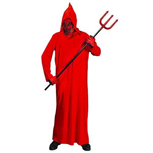 Widmann Perruques 599386031 ? Déguisement Diable Enfant 158 cm DE 11 à 13 Ans