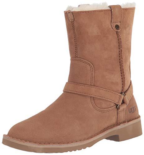 UGG Damen Aveline Klassische Stiefel, Kastanie, 38 EU