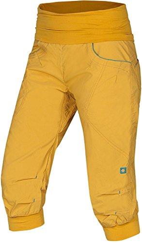 Ocun Noya Shorts Women Größe M Yellow/Blue
