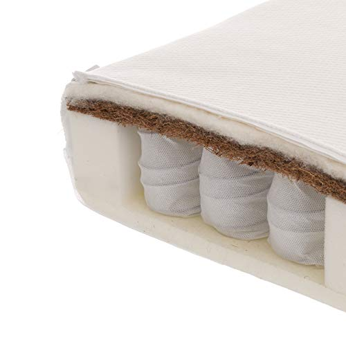 Obaby Moisture Management Cot Bed Mattress 140 x 70cm