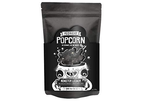 Pechkeks Popcorn mit weisser belgischer Schokolade und unwiderstehlichem Pechkeks Crunch, 100 g