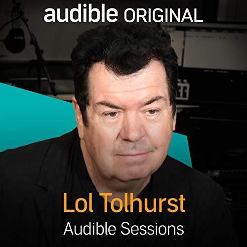 Lol Tolhurst audiobook cover art