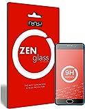 ZenGlass Flexible Glas-Folie kompatibel mit Meizu M6 Note Panzerfolie I Bildschirm-Schutzfolie 9H I (Kleiner Als Das Gewölbte Bildschirm)