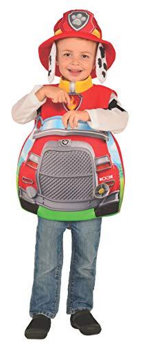 Paw Patrol 3D Marshall Candy Catcher Child Costume