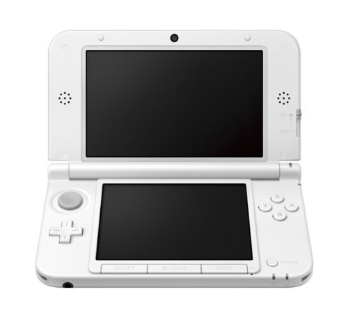 Preisvergleich Produktbild Nintendo 3DS XL - Konsole,  weiß