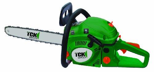 TCK TRT5350 - Motosega termica, 53 cmᶟ