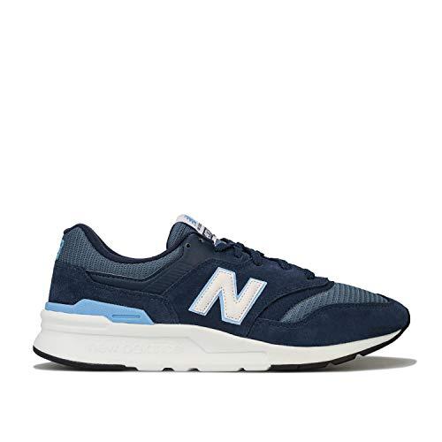 New Balance Cm997hej, Zapatillas informales para hombre, color Azul, talla 42 1/3 EU