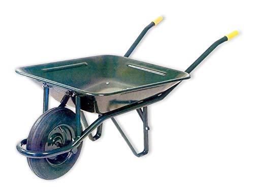 Theca M96444 - Carretilla de obra pintada c1 650 - verde