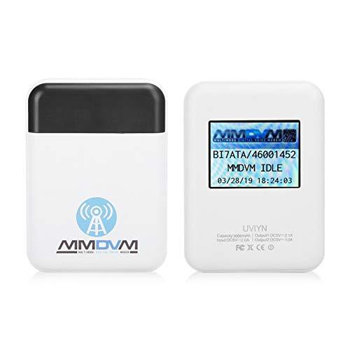 Zuverlässig mit 2,2-Zoll-LCD-Bildschirm-Hotspot-Modul Praktisch Einfache Installation Kompakt für digitales Mobilfunkgerät