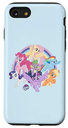 iPhone SE (2020) / 7 / 8 My Little Pony: Friendship Is Magic Group Prance Case