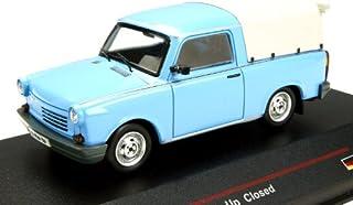 34-1 39 Bleu H-Customs Welly Trabant Trabi mod/èle Miniature de Voiture Produit sous Licence 1