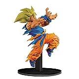 WHALLO Dragon Ball Z Goku BANPRESTO Figure du Monde Colosseu