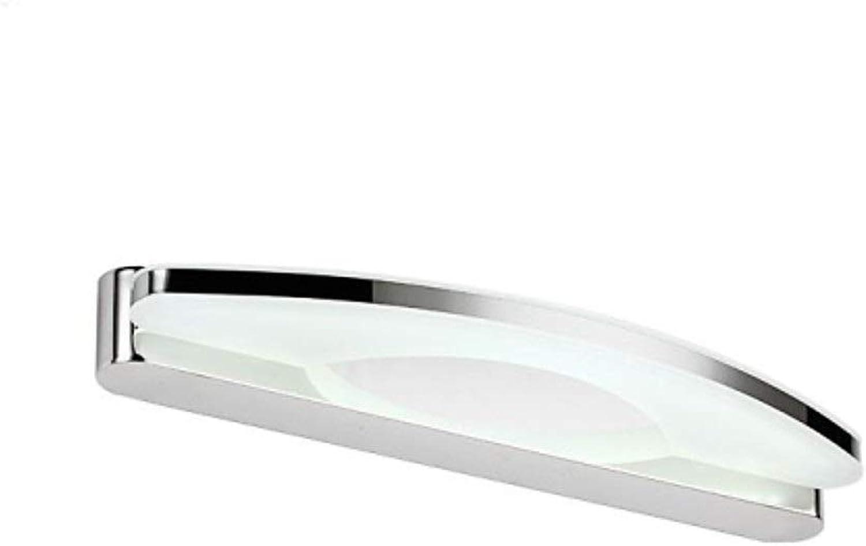 Lxc Warm Kreatives Design Badezimmer Beleuchtung Innen Metall Acryl Wandleuchte wasserdichte Wandleuchte Wandbeleuchtung Dekorative Beleuchtung Beleuchten Sie Ihr Zuhause (Farbe   Gelb)