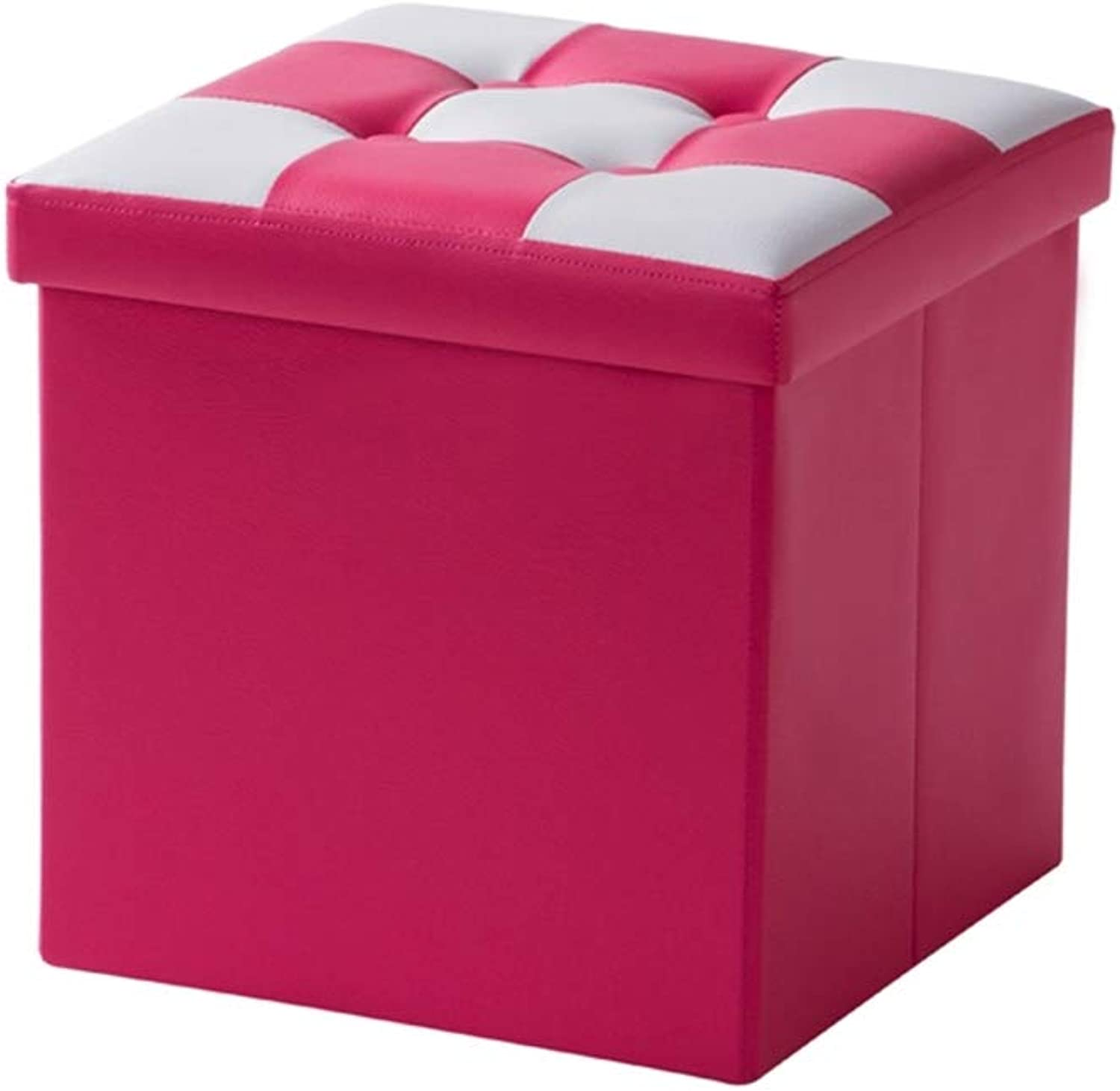 ZhiGe Storage seat,Storage Storage Box shoes Changing Sofa Stool Sitting on The Stool of People's Snacks Books and Toys