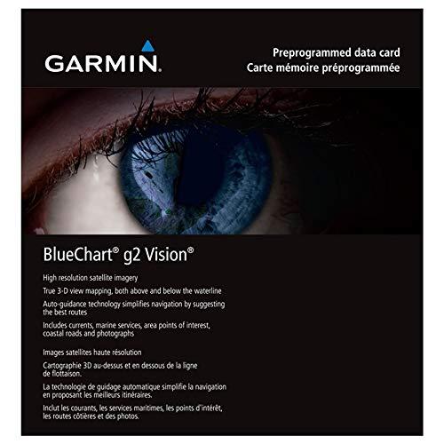 Garmin BlueChart g2 Vision HD - VSA001R - South America East Coast - microSD™ /SD™