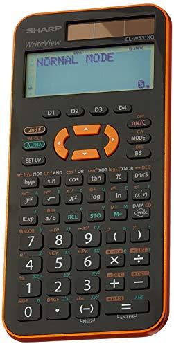 SHARP ELW531XG-YR Schulrechner Bild