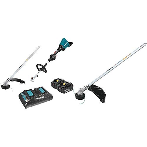 Review Of Makita XUX01M5PT 18V X2 (36V) LXT Lithium-Ion Brushless Cordless Couple Shaft Power Head K...