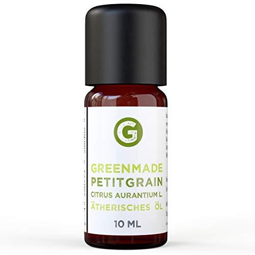 Petitgrain Öl 10ml - 100% naturreines, ätherisches Öl von greenmade