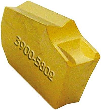 6024-2004 GTN-4 TiN COATED CUT-OFF /& GROOVING CARBIDE INSERT