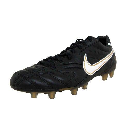 Nike uomo camma-scarpette da calcio 'tiempo Classic FG lite' (366204 018), Nero (nero), 41