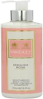 Yardley Of London English Rose Moisturizing Body Lotion 8.4 Oz