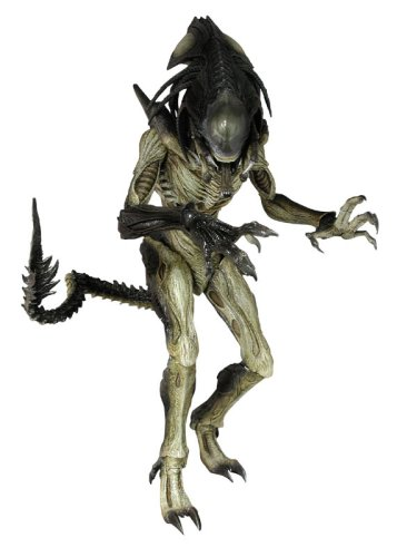 Sideshow Collectibles Hot Toys Movie Masterpiece Alien Vs. Predator: Requiem 16 Inch Model Figure Alien Hybrid [Predalien]