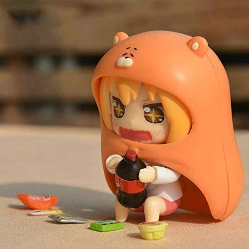 Zhang Linda Umaru-Chan Figura Umaru muñeca Acción PVC Figura Kit de colección Juguetes for Hobbies Collecting