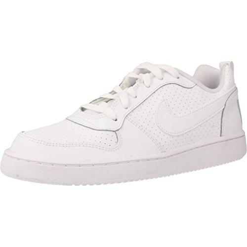 Nike Court Borough Low (GS), Zapatillas de Baloncesto para N