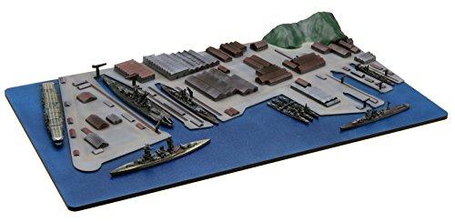 1/3000 neu sammeln Marinehafen Serie No.1 Yokosuka Marinehafen